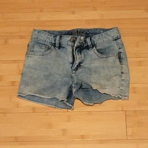 Girls Jean Shorts from Justice